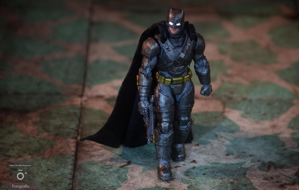 Batman Armored (Batman v Superman) 4 by Spidey-Portilla