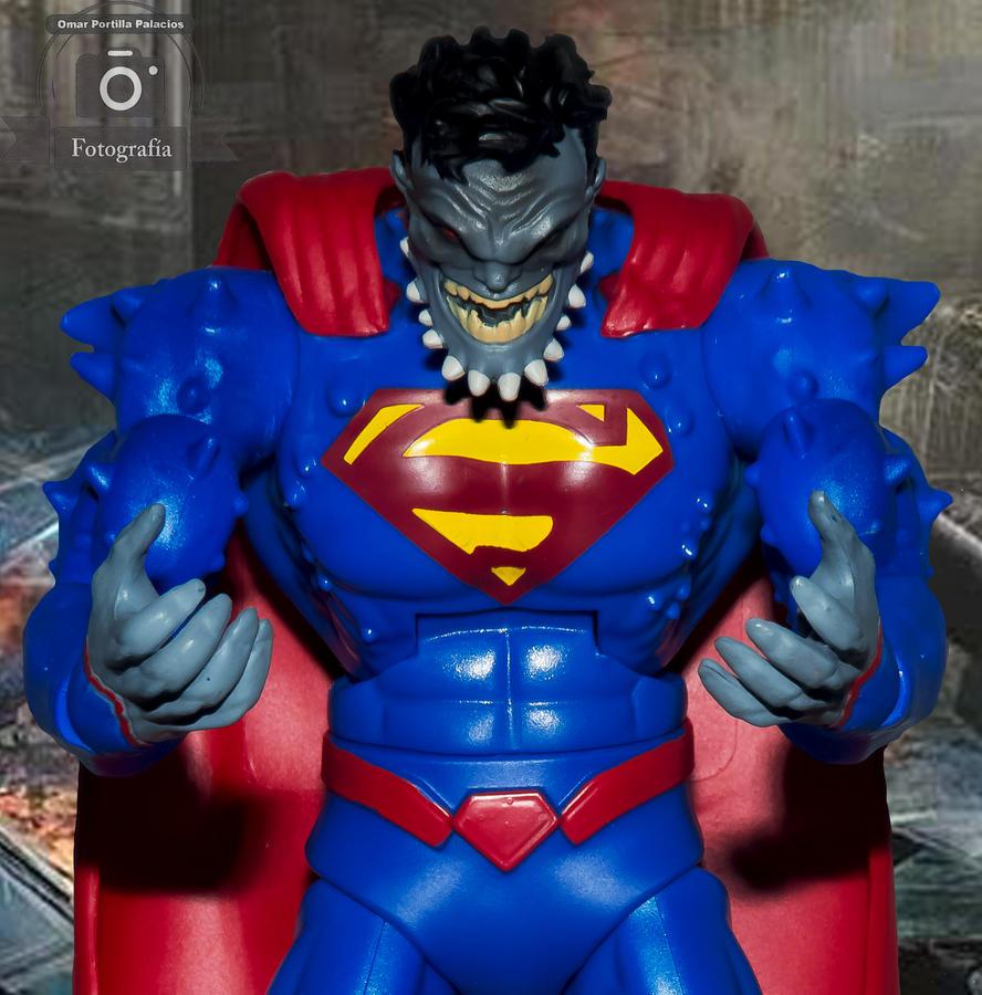 Superman Doomed by Spidey-Portilla