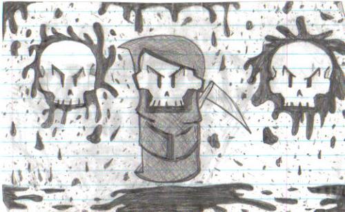 Mini Reaper and Crew by Turd-Burger