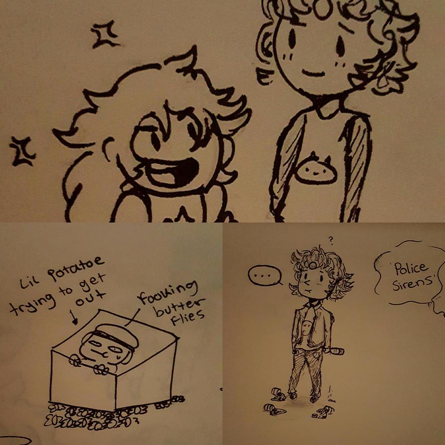 Doodles by InfiniteNado