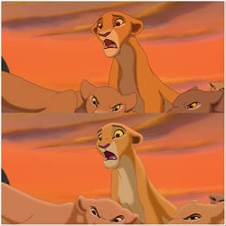 Lion King 2 redraw: Not one of us