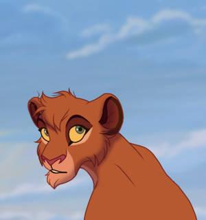 Another Kovu/Kiara cub
