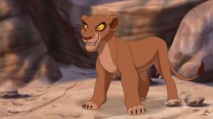 Lion Guard redraw: Vitanis bravest