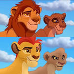 Lion Guard Redraw: What am I fighting for?