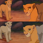 Lion King 2 spruce up: My how you've grown!