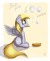 Thanks for 500 watchers by HieronymusWhite
