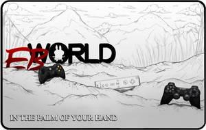 EB World Card Design