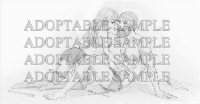 Adoptable 1 - Couple (available/open)