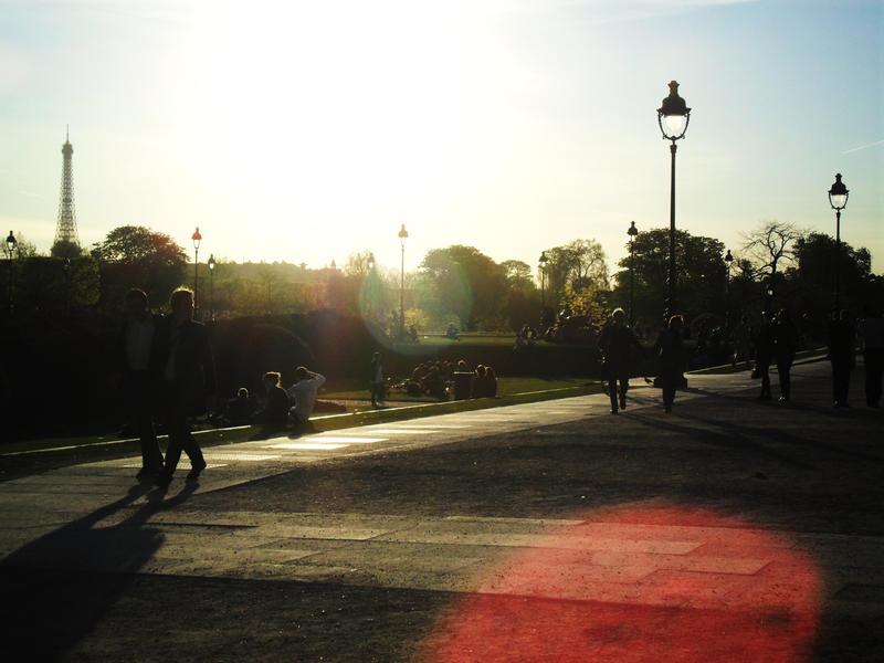 Jardin des Tuileries by biamassutti