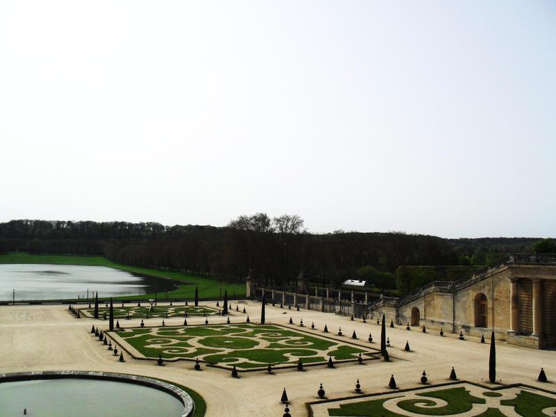 Jardin de Versailles by biamassutti