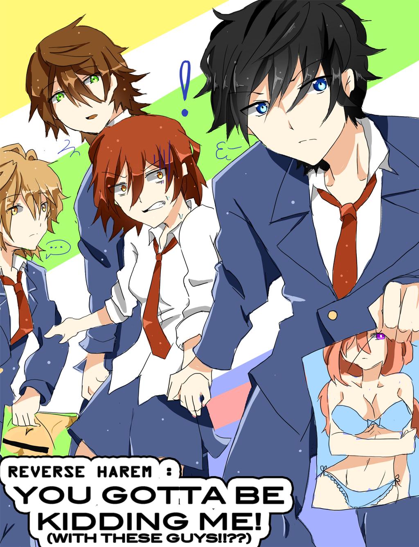 Reverse Harem Anime