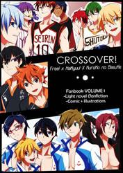 Crossover! Free!xHaikyuu!xKnB by lactoseho