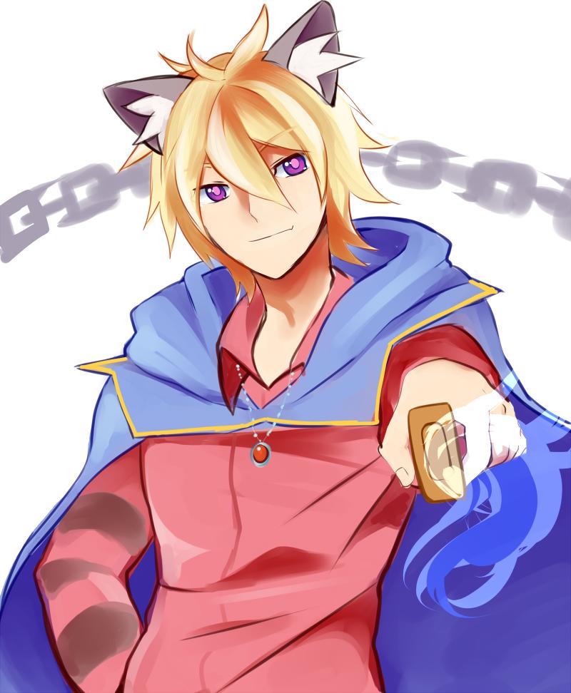 Commission : Wolf Boy by ANCYoyoib