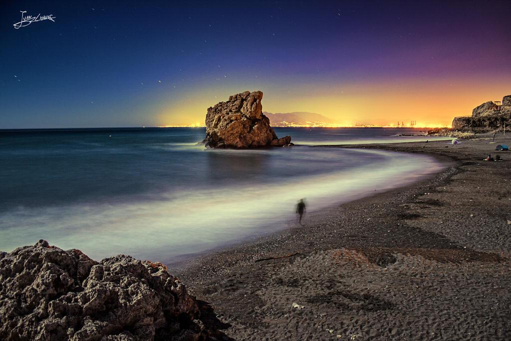 Super luna de agosto IV by JuanChaves