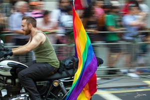 LGBT Pride 2015 in London