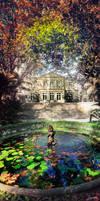 mi vision del jardin de La Concepcion II