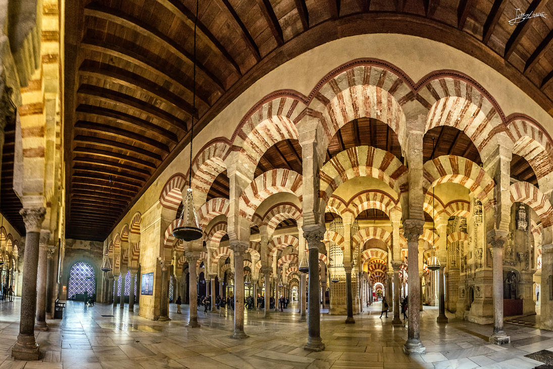 Mezquita-Catedral de Cordoba by JuanChaves