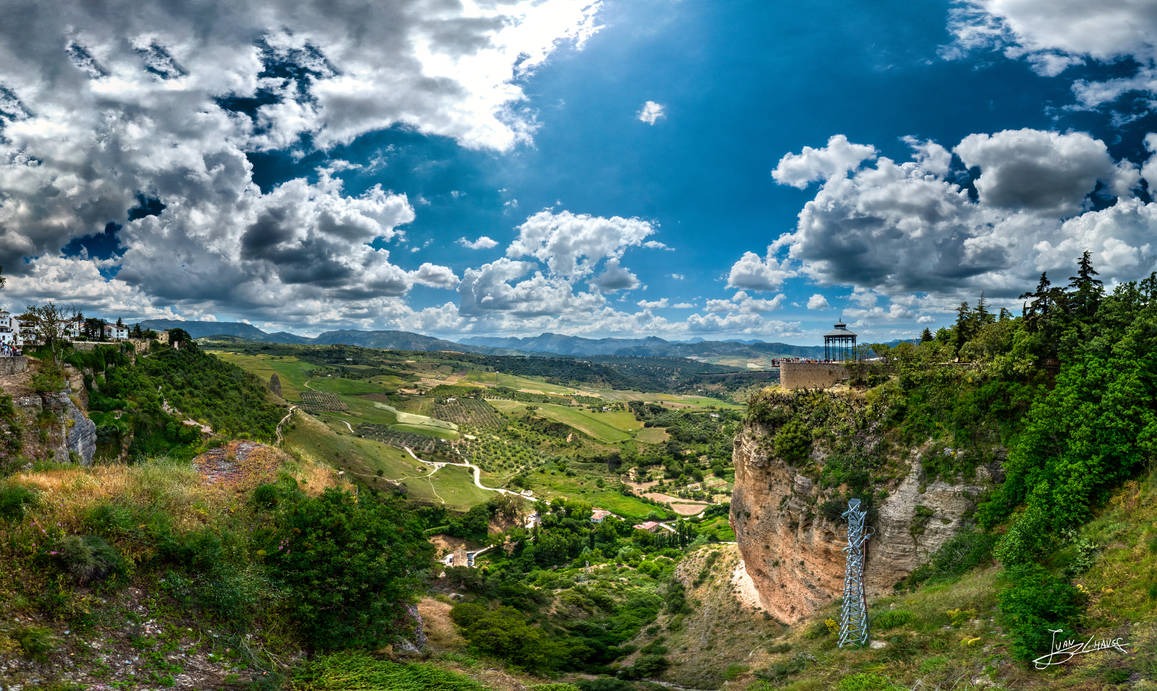 Back in Ronda II by JuanChaves