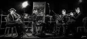 Los Cuatro Musicos by JuanChaves