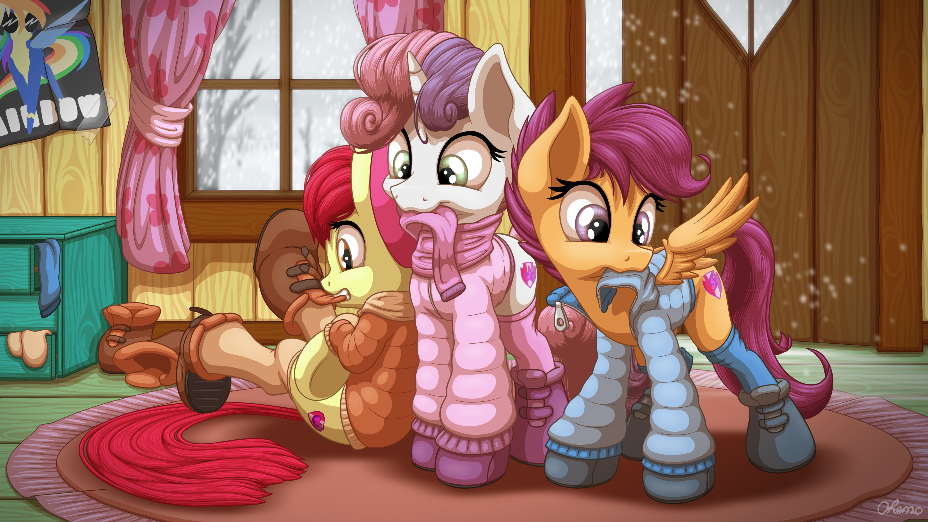 CMC Winter by Ohemo