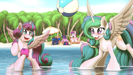 Royal Summer - Part 1