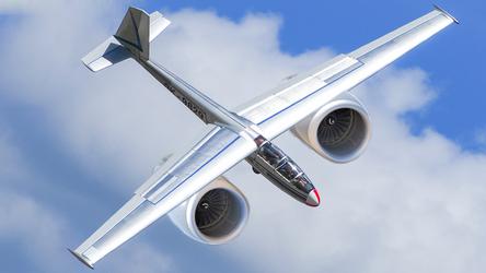 Tuned plane by Parekk