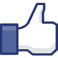 Facebook Like Button Png by StephanieCura24