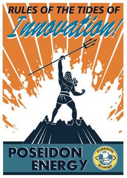 Poseidon Energy Poster
