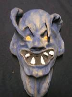 Bule Demon by Kelenthemaskmaker