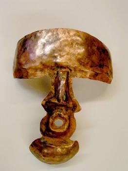 copper cut-out