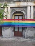 Proud ancient door by NormaCastaDiva