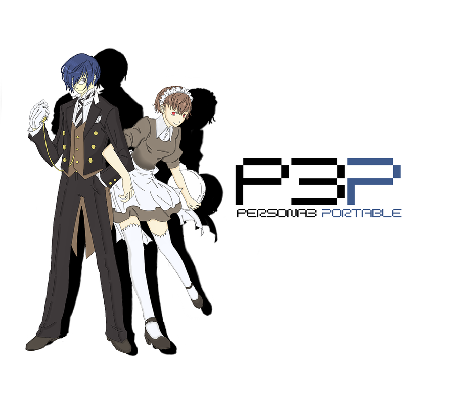 Persona 3 portable by xxnslxx