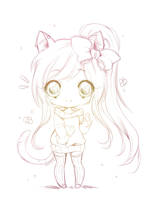 AT: Chibii-Chii by Toffee-Tama