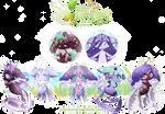 B-P: Sprouting BEAN0075xG-BEAN0059