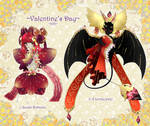 B-P: Valentine's Day Auction Closed
