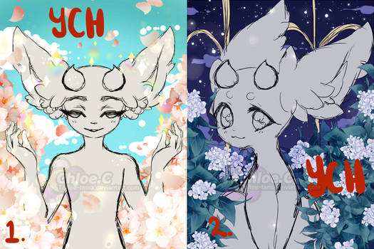 Night and Day YCH: CLOSED
