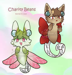 B-P Charity Beans: Auction CLOSED
