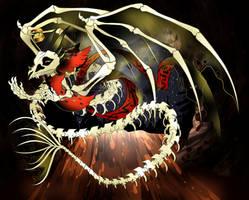 B-P: Bone Dragon Auction CLOSED