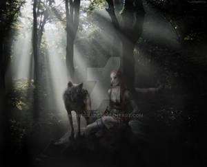 Spirit of the Wolf - Version 2