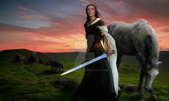A Rohan Princess