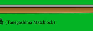 Tanegashima Matchlock