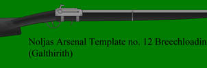 Noljas Arsenal Template no. 12 Breechloading Rifle by Imperator-Zor