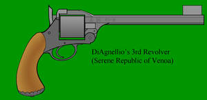 DiAgnellio's 3rd Revolver by Imperator-Zor