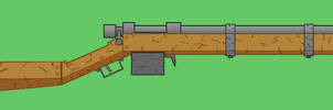 (Alternate Universe) Homemade Bolt Action Shotgun by Imperator-Zor