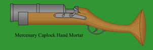 Caplock Hand Mortar