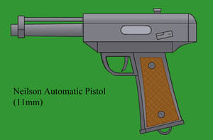 Neilson Automatic Pistol by Imperator-Zor