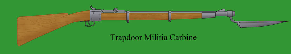 Trapdoor Militia Carbine by Imperator-Zor