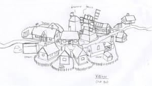 Village by Imperator-Zor