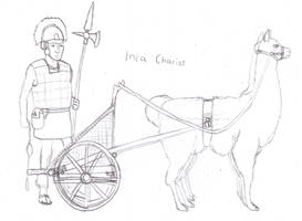 Inca Chariot by Imperator-Zor