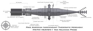 HEAVEN-1 Probe by Imperator-Zor